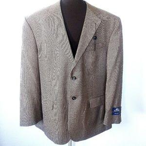 NWT Stafford 100% wool suit blazer